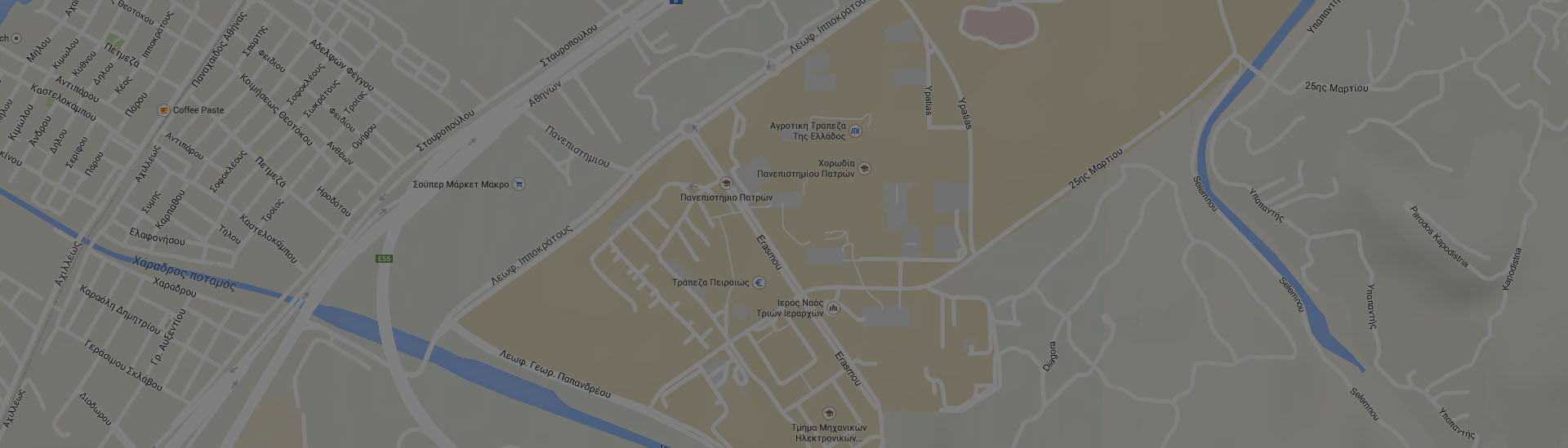 Τηλεφωνικός Χάρτης